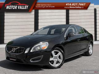 Used 2013 Volvo S60 T5 NO ACCIDENT - CLEAN CAR! for sale in Scarborough, ON