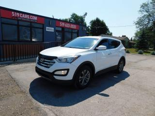 Used 2014 Hyundai Santa Fe Sport Premium|AWD|BLUETOOTH|USB\AUX for sale in St. Thomas, ON