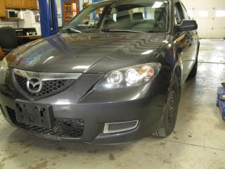 Used 2007 Mazda MAZDA3 GX for sale in Newmarket, ON
