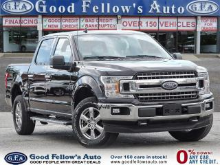 Used 2018 Ford F-150 XTR MODEL, SUPERCREW, RAERVIEW CAMERA, NAVIGATION for sale in Toronto, ON