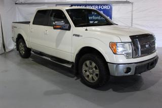 Used 2009 Ford F-150 Lariat 4x4 SuperCrew 5.5' Styleside 144.5 in. WB for sale in Peace River, AB