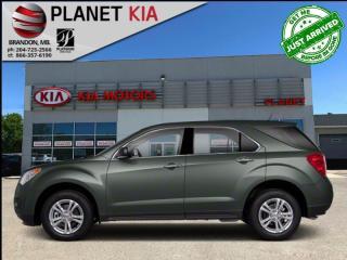 Used 2012 Chevrolet Equinox LS - Bluetooth - SiriusXM for sale in Brandon, MB