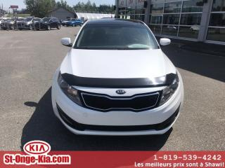 Used 2013 Kia Optima Berline EX +Turbo for sale in Shawinigan, QC