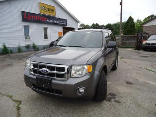 Used 2012 Ford Escape XLT for sale in Sarnia, ON