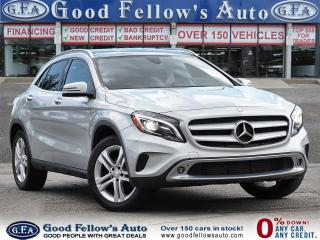 Used 2016 Mercedes-Benz GLA 250 4MATIC, PAN ROOF, POWER & LEATHER SEATS, NAVI for sale in Toronto, ON