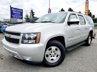Used 2011 Chevrolet Suburban LT w/1SC for sale in Surrey, BC