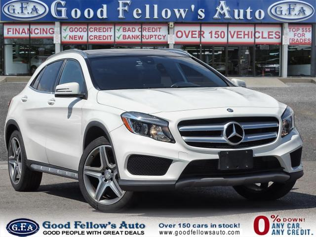 2016 Mercedes-Benz GLA 250 Car Loan Available ..!