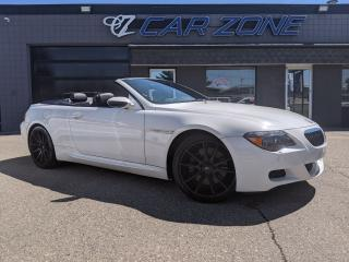 Used 2007 BMW 6 Series M6 for sale in Calgary, AB