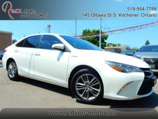 Used 2015 Toyota Camry SE Hybrid for sale in Kitchener, ON