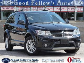 Used 2016 Dodge Journey SXT MODEL, 3.6L 6CYL, 7 PASSENGER, BLUETOOTH for sale in Toronto, ON