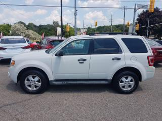Used 2011 Ford Escape XLT 4X4 for sale in Kitchener, ON