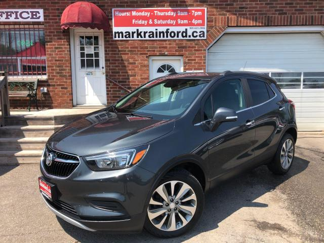 2017 Buick Encore Preferred FWD Back Up Cam Bluetooth