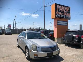 Used 2005 Cadillac CTS 2.8L**ONLY 87,000KMS**GREAT CONDITION**CERTIFIED for sale in London, ON