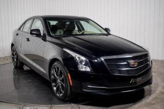 Used 2016 Cadillac ATS LUXURY AWD CUIR TOIT MAGS NAV for sale in St-Hubert, QC