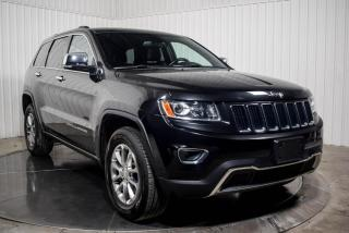 Used 2014 Jeep Grand Cherokee LIMITED AWD CUIR TOIT NAV for sale in St-Hubert, QC