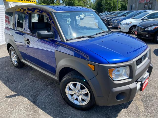 2005 Honda Element AUTO/ PWR GROUP/ COLD AC/ ALLOYS/ TINTED & MORE!