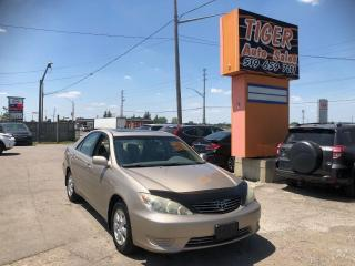 Used 2005 Toyota Camry LE V6**AUTO**SUNROOF**AS IS SPECIAL for sale in London, ON