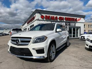 Used 2015 Mercedes-Benz GL350 GL 350 BlueTEC for sale in Oakville, ON