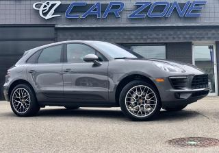 Used 2016 Porsche Macan S FULL WARRANTY for sale in Calgary, AB