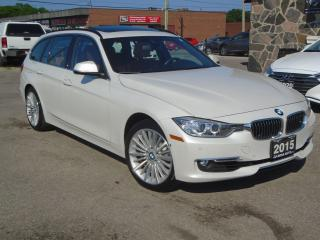 Used 2015 BMW 3 Series 4dr Touring Wgn 328i xDrive AWD NAVIGATION SIDE CA for sale in Oakville, ON