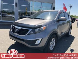 Used 2012 Kia Sportage LX Traction Intégrale for sale in Shawinigan, QC