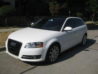 Used 2011 Audi A3 TDI PREMIUM, LOW KMS, CERTIFIED, NO ACCIDENTS for sale in Toronto, ON