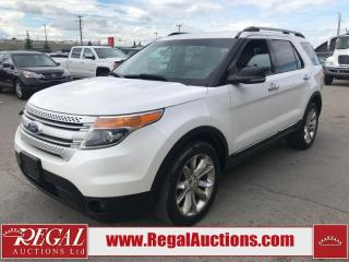 Used 2012 Ford Explorer 4D Utility for sale in Calgary, AB