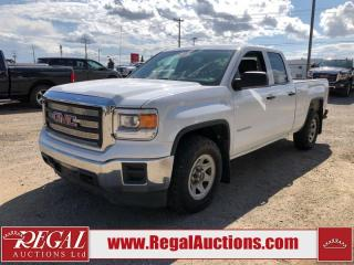 Used 2014 GMC Sierra 1500 SLE 4D DOUBLE CAB 4WD for sale in Calgary, AB