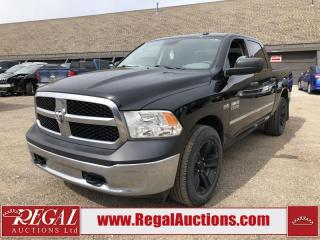 Used 2014 RAM 1500 SXT 4D Crew CAB SWB 4WD 5.7L for sale in Calgary, AB