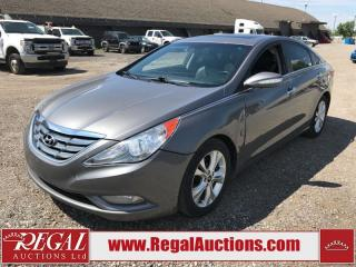 Used 2011 Hyundai Sonata Limited 4D Sedan 2.4L for sale in Calgary, AB