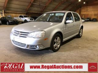 Used 2009 Volkswagen Golf City 4D Hatchback for sale in Calgary, AB