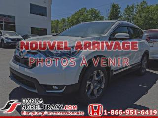 Used 2017 Honda CR-V Traction intégrale  EX for sale in Sorel-Tracy, QC