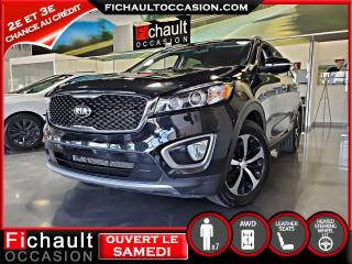 Used 2016 Kia Sorento EX 3,3 L 7 places 4 portes TI for sale in Châteauguay, QC