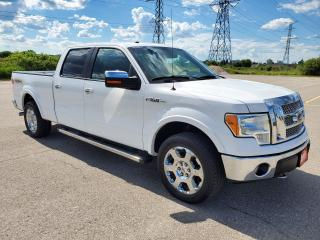 Used 2011 Ford F-150 Lariat like new cond for sale in Scarborough, ON