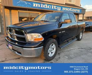 Used 2009 Dodge Ram 1500 SLT 4X4 HEMI 5.7L V8 | TONNEAU | CLEAN CARFAX for sale in Niagara Falls, ON