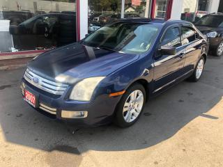 Used 2007 Ford Fusion SEL-AWD for sale in Hamilton, ON