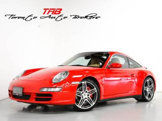 Used 2008 Porsche 911 TARGA 4S I 6 SPEED I NAVI I BOSE for sale in Vaughan, ON