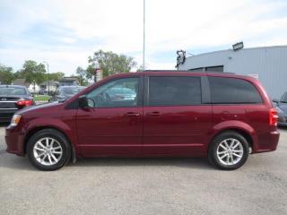 Used 2017 Dodge Grand Caravan 4dr Wgn SXT Plus - Stow N Go/DVD/Camaera/Bluetooth for sale in Winnipeg, MB