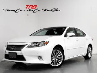 Used 2015 Lexus ES 350 ES350 I EXECUTIVE PKG. I NAVI I PANO I CAM for sale in Vaughan, ON