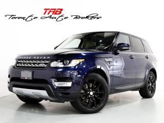 Used 2016 Land Rover Range Rover Sport HSE I DIESEL I PANO I NAVI I 200 INCH WHEELS for sale in Vaughan, ON