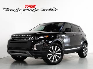 Used 2017 Land Rover Evoque HB HSE I PANO I NAVI I MERIDIAN I 1-OWNER for sale in Vaughan, ON