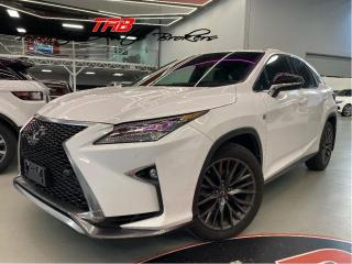 Used 2017 Lexus RX 350 I F-SPORT I COMING SOON I NAVI I SUNROOF for sale in Vaughan, ON
