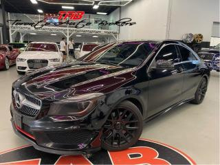 Used 2015 Mercedes-Benz CLA-Class CLA250 I AMG I COMING SOON I NAVI I CAMERA for sale in Vaughan, ON