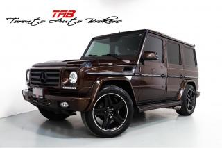 Used 2013 Mercedes-Benz G-Class G550 | AMG | NAVIGATION | G63 WHEELS for sale in Vaughan, ON