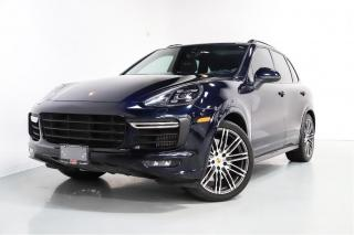 Used 2017 Porsche Cayenne GTS | SPORTS CHRONO | WARRANTY | BOSE for sale in Vaughan, ON