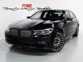 Used 2017 BMW 7 Series 750Li xDrive | CARBON CORE | WARRANTY | LOADED for sale in Vaughan, ON