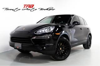 Used 2013 Porsche Cayenne DIESEL | SPORT CHRONO | NAVI | 20 INCH WHEELS for sale in Vaughan, ON
