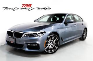 Used 2018 BMW 5 Series 540i xDrive | M-SPORT | HEADS UP | NAVI | CAM for sale in Vaughan, ON