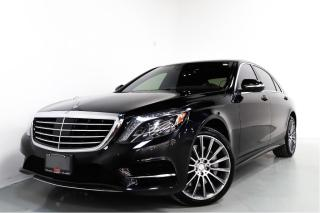 Used 2017 Mercedes-Benz S-Class S550 | AMG | LWB | PANO | NAVI | BURMESTER for sale in Vaughan, ON