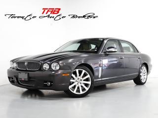 Used 2009 Jaguar XJ VANDEN PLAS I NAVI I SUNROOF I ALPINE SOUND for sale in Vaughan, ON